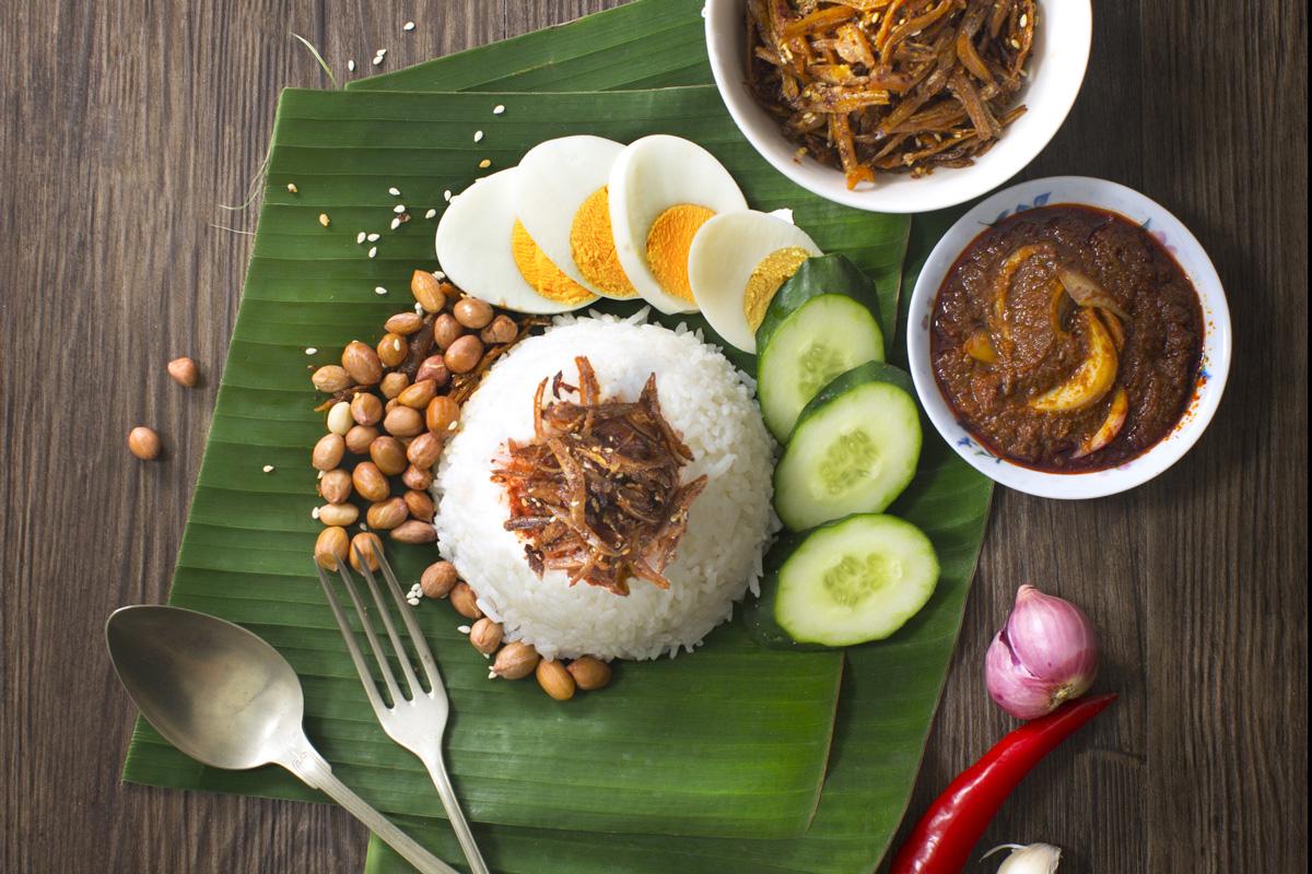 Malay Food in Singapore - Recipe Ideas