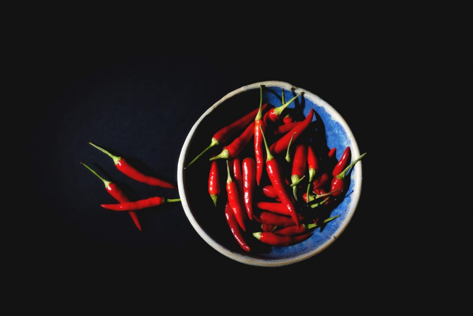 How Adding Chilli Can Help You Beat the Heat