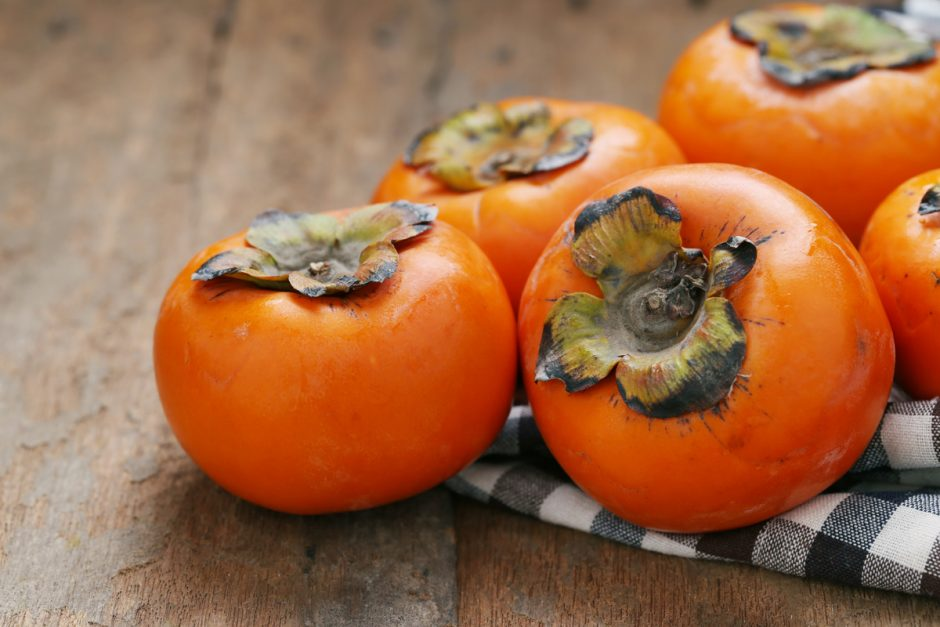 Welcome Home Some Prosperity with the Persimmons