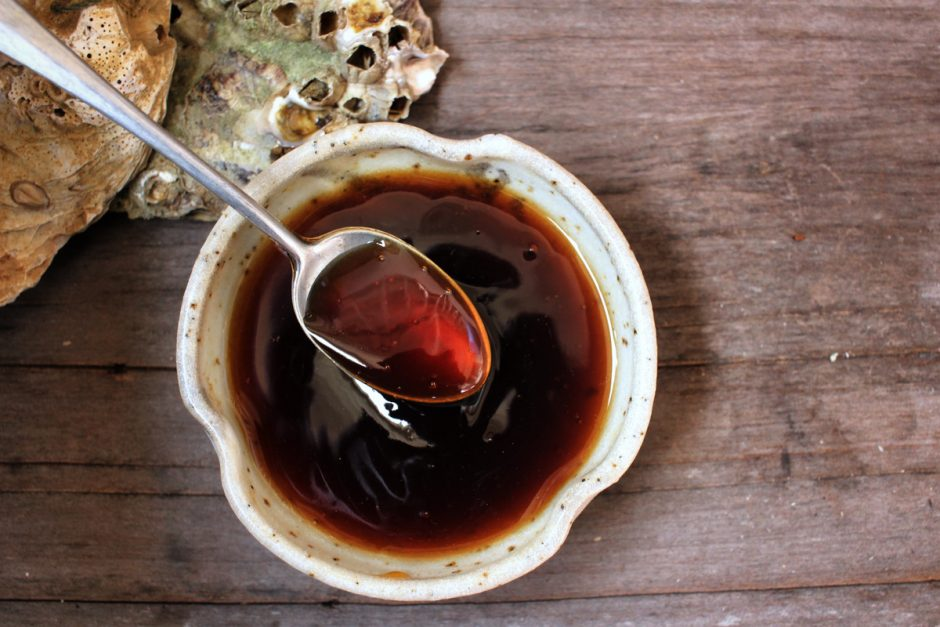 What is Oyster Sauce?