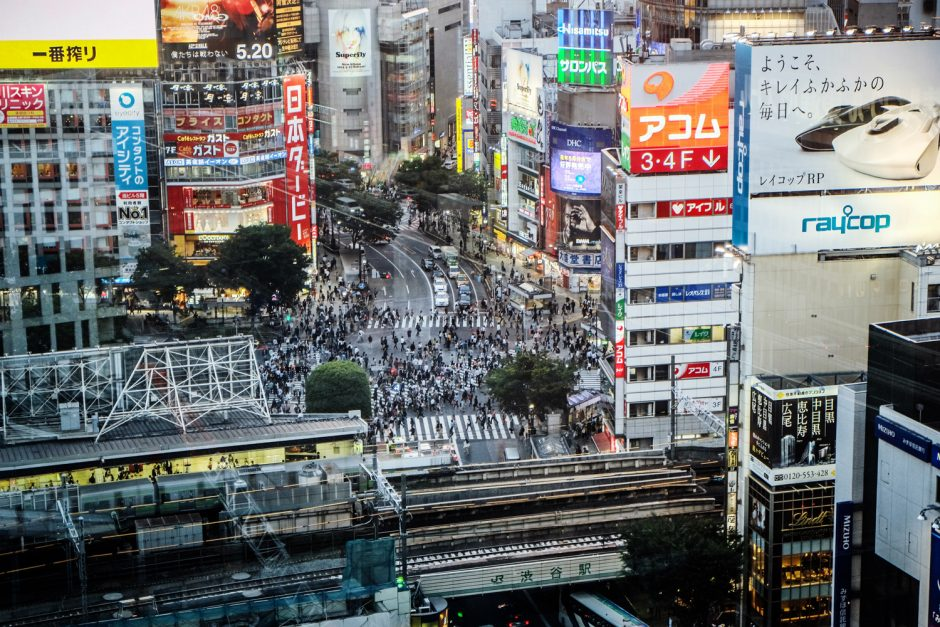 5 Most Iconic Metropolitan Areas in Japan