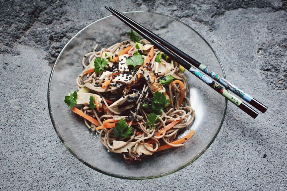 5 Vegetarian Substitutes for Your Favourite Asian Recipes