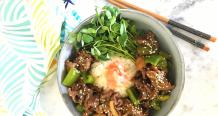 Gangnam Wagyu Beef Bulgogi