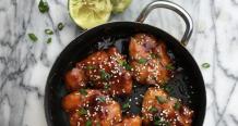 Sticky Asian Glazed Chicken