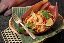Thai Banana Blossom Salad