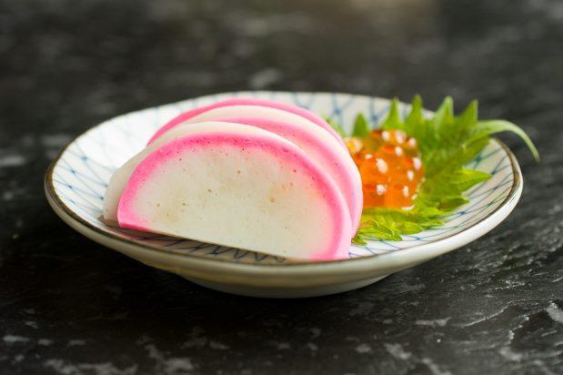 Japanese Fish Cake (Kamaboko)