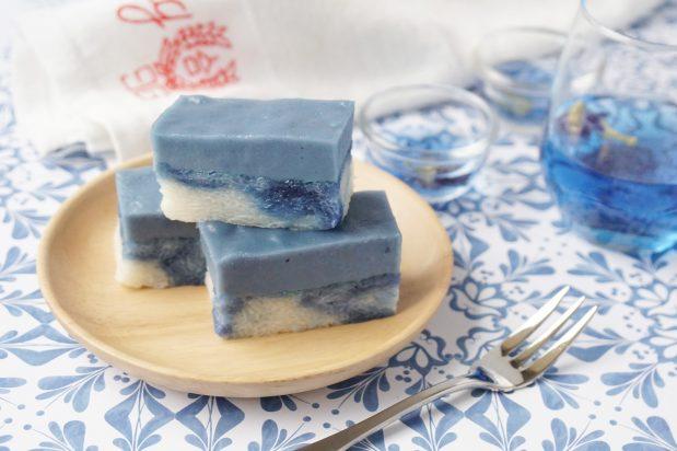Blue Butterfly Pea Seri Muka