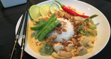Chicken Red Curry