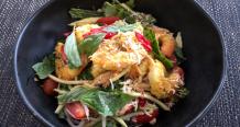 Pomelo, Prawn & Green Mango Salad Bowl