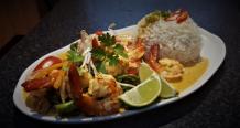 Prawn Red Thai Curry