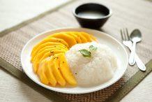 MangoSticky Rice (Kao Nieo Mamuang)