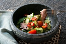 Thai Beef Salad with Red Curry