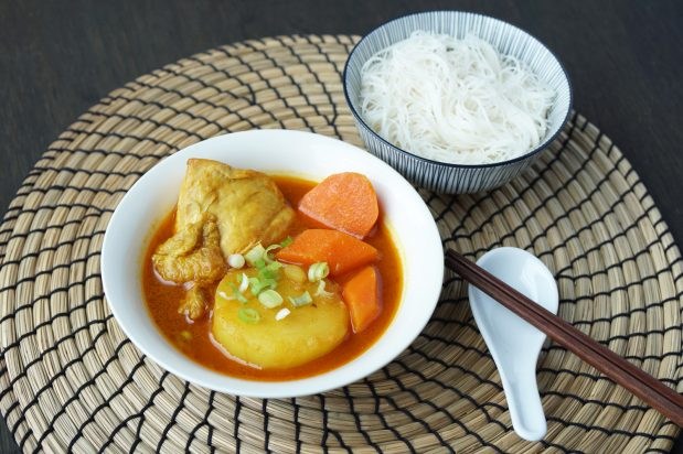 Vietnamese Curry Chicken