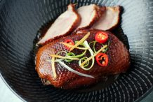 Sichuan Tea Smoked Duck