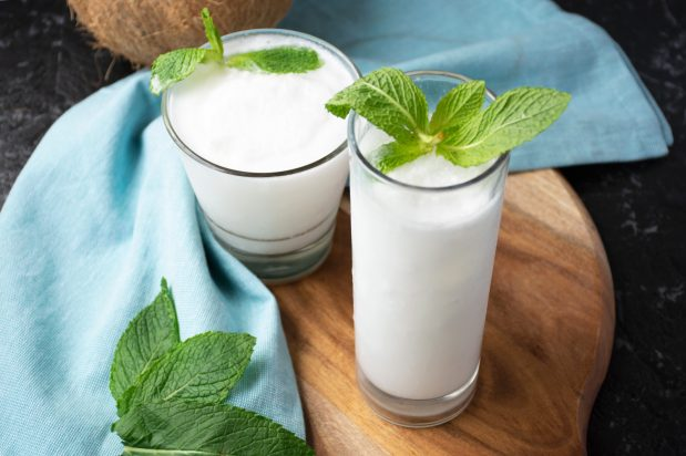 Coconut Ice Blended