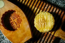 Mooncake Mould