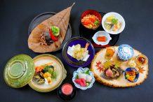 Kaiseki Dining
