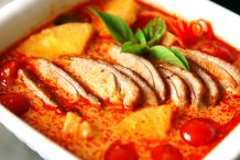 Thai Red Curry Duck