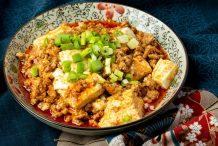 Shortcut Mapo Tofu