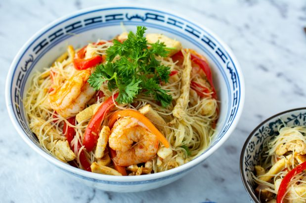 Shortcut Singapore Noodles