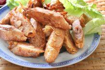 Teochew Vegetarian Rolls (Kwang Chian)