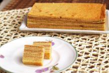 Indonesian Layered Cake (Kek Lapis)