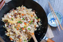 Vietnamese Fried Rice (Com Chien)