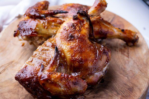 Vietnamese Roast Chicken (Ga Nuong)