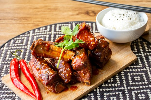 Jing Du Style Peking Pork Ribs