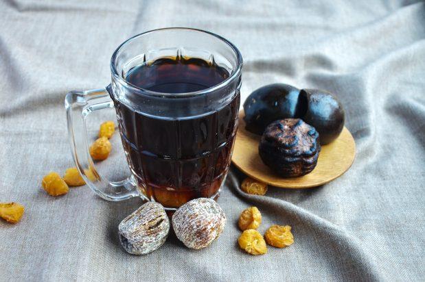 Monk Fruit Tea (Luo Han Guo Liang Cha)