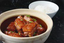 Shanghai-Style Braised Pork Belly (Dong Po Rou)