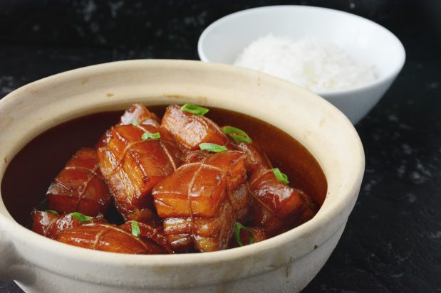 Shanghai-Style Braised Pork Belly (Dong Po Rou)