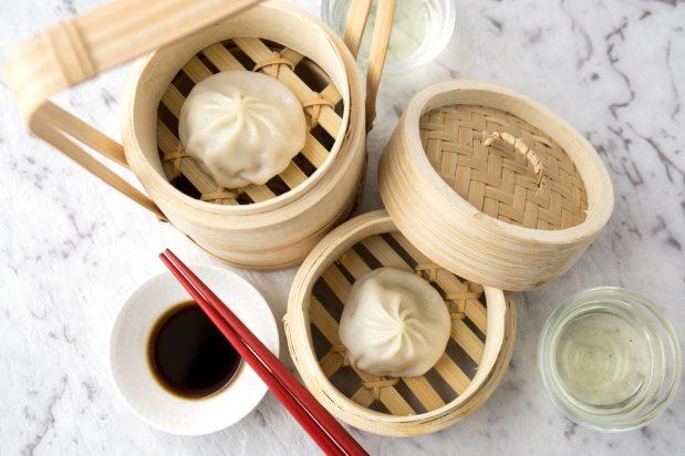 Chinese Soup Dumplings (Xiao Long Bao)