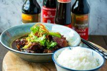 Shanghai Modern Style Braised Pork Belly