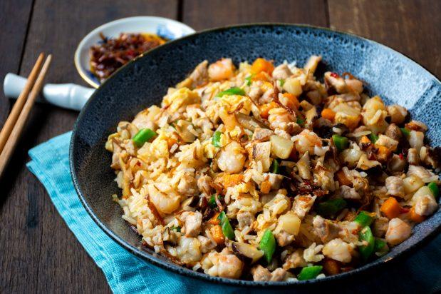 XO Sauce (Fujian) Fried Rice