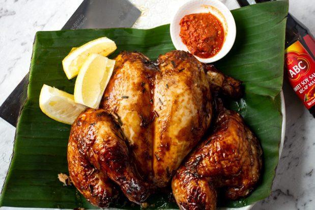 Indonesian Roast Chicken
