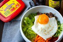 Korean Beef Bulgogi Bibimbap