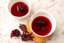Roselle Tea (Cha Kra-Jeab)