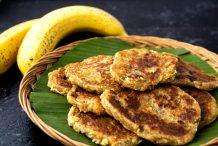 Thai Banana Pancake (Pang-Jee Gluay)