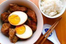 Cantonese Braised Pork in Soy Sauce
