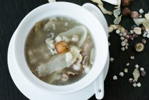 Ching Bo Leung Herbal Soup