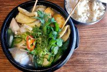 Korean Fish Cake Soup (Odeng Gook)