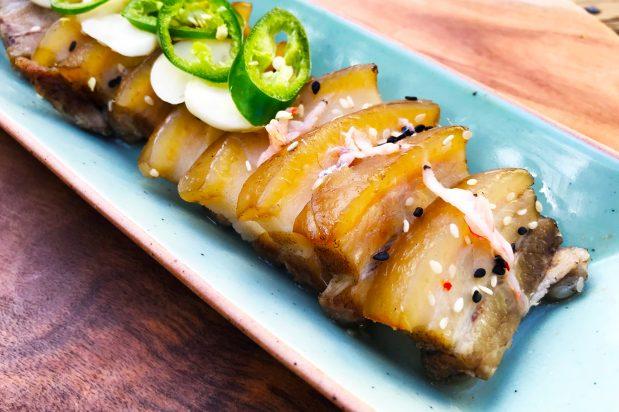 Korean Pork Belly (Bossam) | Asian Inspirations