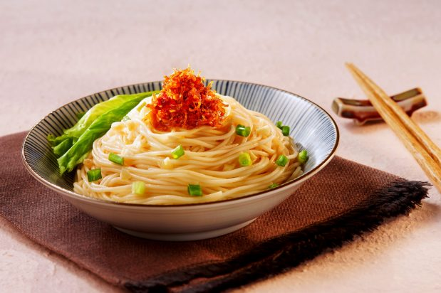 Noodles with XO Sauce