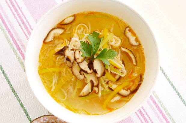 Spicy Bean Vermicelli Soup