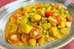 Thai Yellow Chicken Curry (Gaeng Kari)