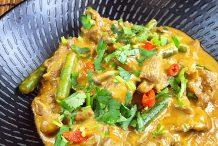 Tamarind Chilli Beef (Assam Pedas Daging)