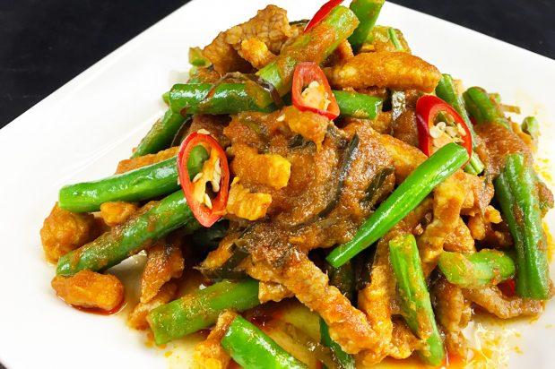 Spicy Stir-fried Pork