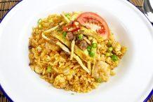 Malaysian Fried Rice (Nasi Goreng)