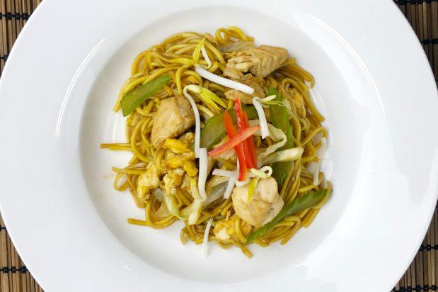 Javanese Fried Noodles